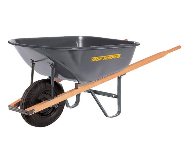 Steel Wheelbarrel True Temper