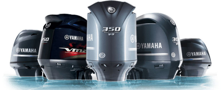 Yamaha Outboard Motors - Import