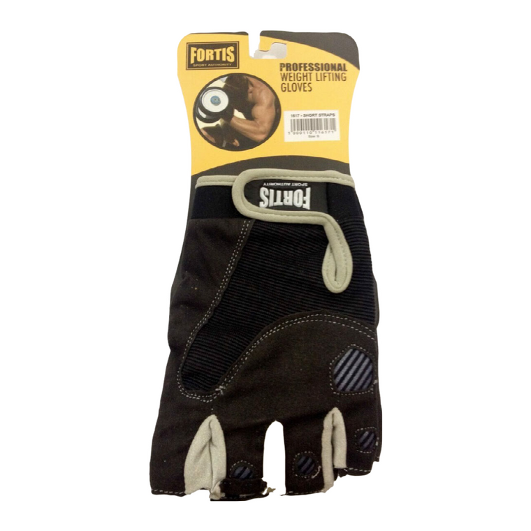 Fortis Professional Weight Lifting Gloves