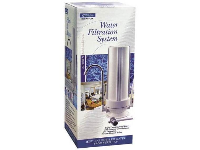 Aqua Plump Countertop Water Filter
