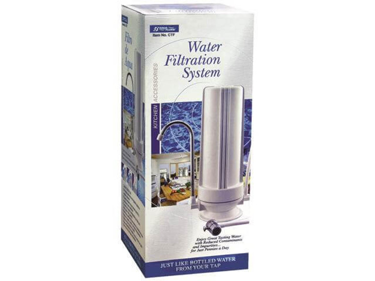 Aqua Plump Countertop Water Filter