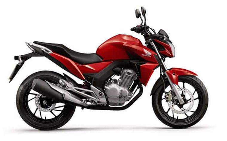 Honda CB250 Twister