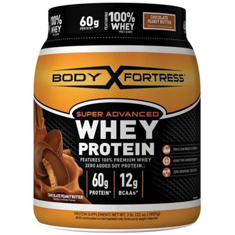 Body Fortress Whey Protein