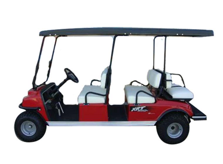 Carritos de golf en Panama