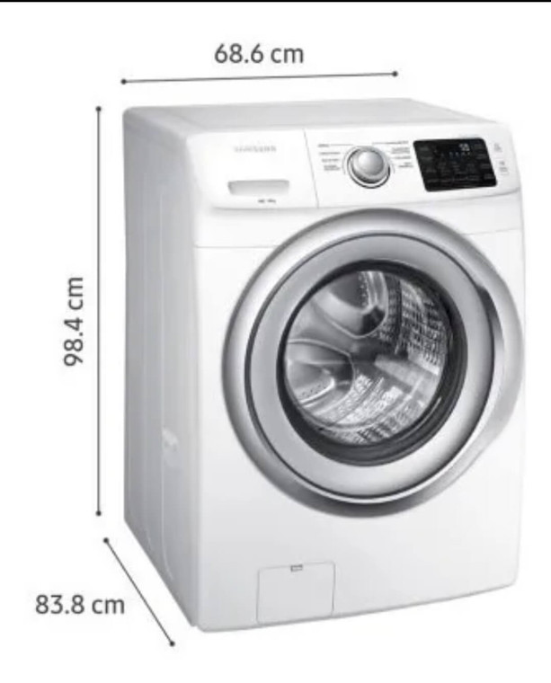 Samsung Dryer 18 KG with Eco Dry (Electric)
