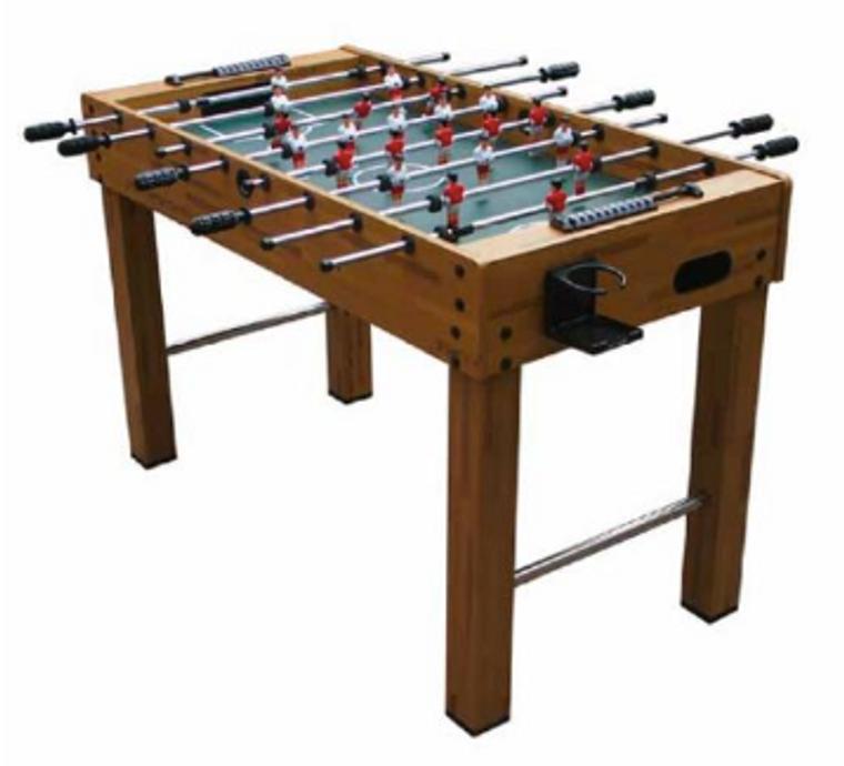 Runic Foosball Table