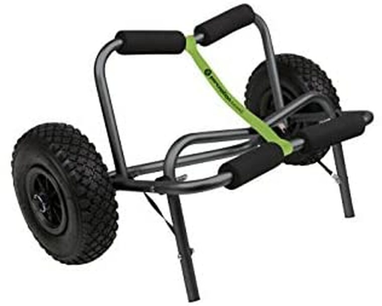 Perception Large Kayak Cart with Foam-Filled Wheels
