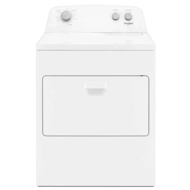 Top Load Gas Dryer with AutoDry Whirpool