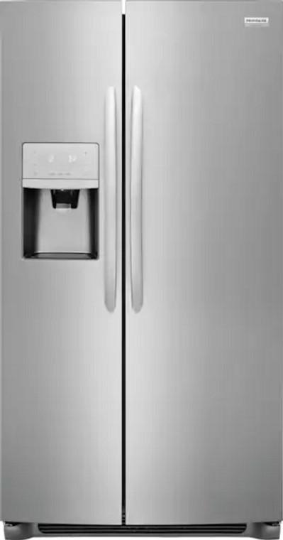 Frigidaire Gallery (25.5 CU) Side-by-Side Refrigerator