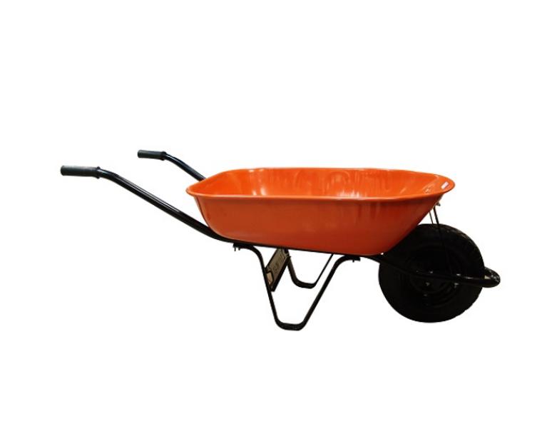 Groundhog Steel WheelBarrow 5.5 cf
