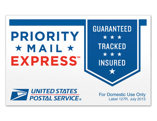 Express Mail Shipping USPS-1618405196