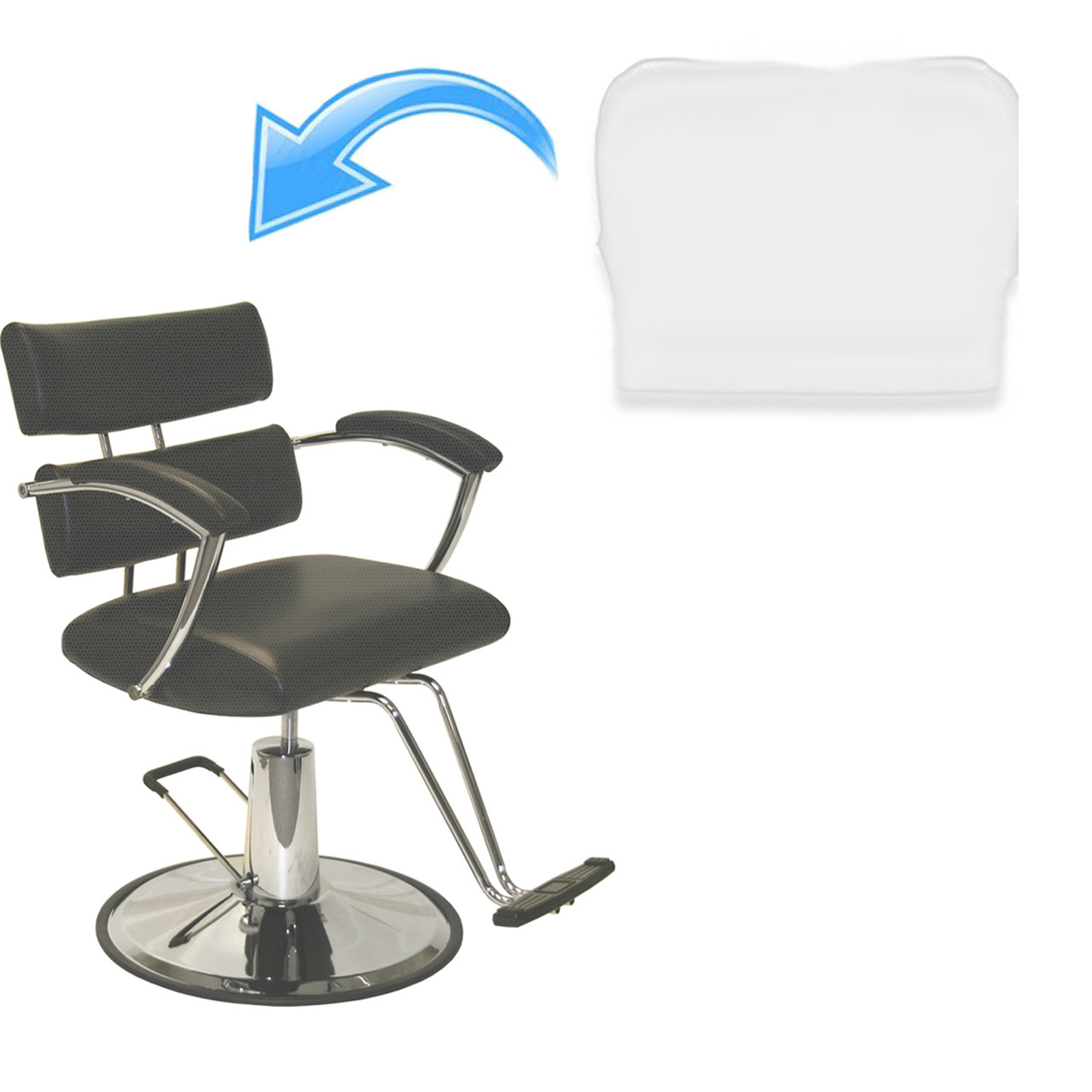 Surprising Protective Chair Cover For Pro 8383 Cc Xl Contemporary Styling Chair Interior Design Ideas Clesiryabchikinfo