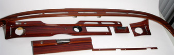 Complete Wood Trim Set Restoration Service W108 W109