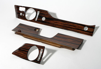Complete Wood Trim Set Restoration Service W114 W115