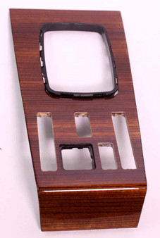 Shifter Surround Wood Trim Restoration Service W123