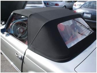 Convertible Soft Top New W113 German Sonnenland