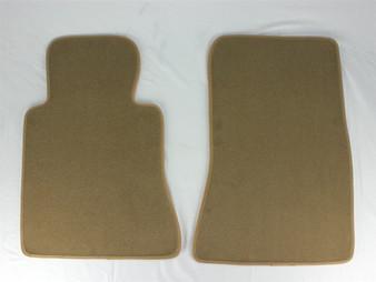 Overlay Floor Mats Plush Pile New, Set of 4, C107 R107 W108 W109 W113 W114 W115 W116 W123 W124 R129 W201