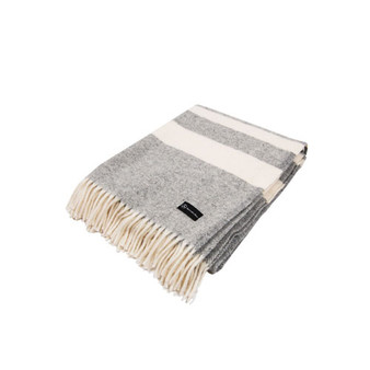 Mercedes-Benz Wool Throw Blanket