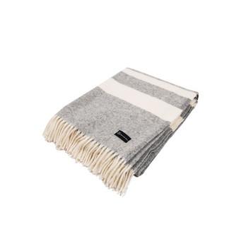 Mercedes-Benz Wool Throw Blanket