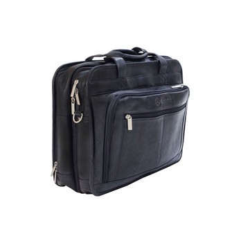 Mercedes-Benz Superior Leather Laptop Brief