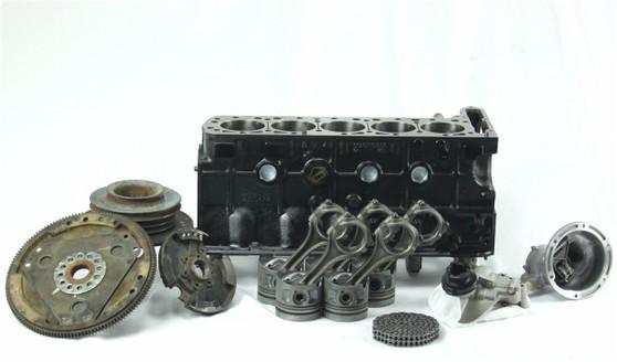 OM617 Turbo Diesel Engine Rebuilt W116 W123 W126