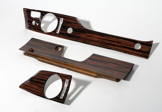 Complete Wood Trim Set Restoration Service W114 W115