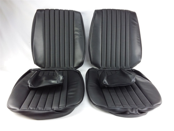 Front Seat Cover Kit NEW MBTex Vinyl C107 R107 W108 W109 W113 W114 W115 W116 W123 W124 W126 R129 W201