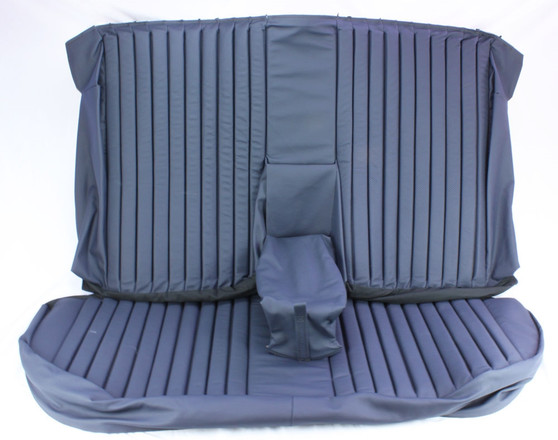 Rear Seat Cover Kit NEW Leather W105 W110 W111 W112 W120 W121 W128 W180