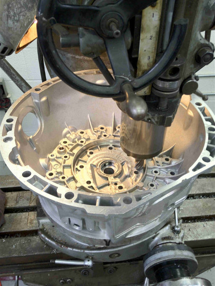 Automatic Transmission 722.118 w/ Vacuum Mod REBUILT for W116 W123 Diesel