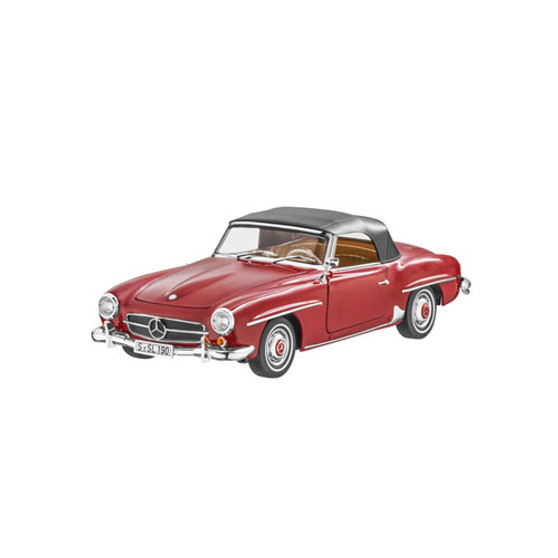 Mercedes-Benz 190Sl Model Car W121, 1954 - 1963, 1:18