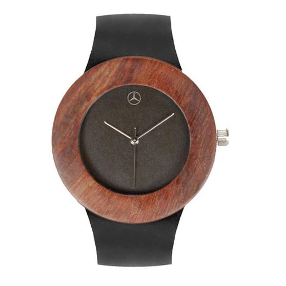 Mercedes-Benz Rosewood Watch