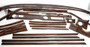 Complete Wood Trim Set Restoration Service W108 W109