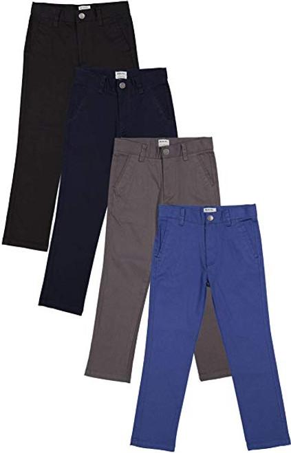 Cotton Long Pants