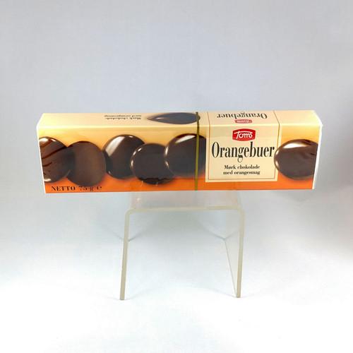 Orange Chocolate (Orangebuer) 75 g from Toms