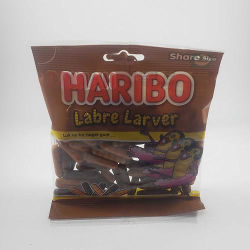 Caterpillar Licorice from Haribo 120g