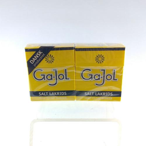 Gajol Gul Licorice Pastillles (Licorice/Lakrids) - 46g (2pc)