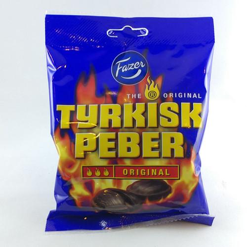 Turkish Pepper (Tyrkisk Peber) (Licorice/Lakrids) - 400g (14.1oz)