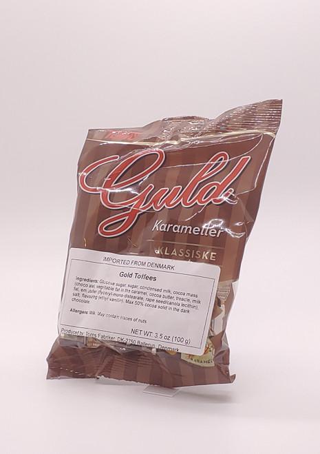 Gold Toffees (Guld Karameller) - 100g (3.5oz)