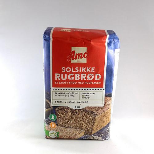 Sunflower Seed Ryebread Mix (Solsikke Rugbrød) - 1000g (2lb 2oz)