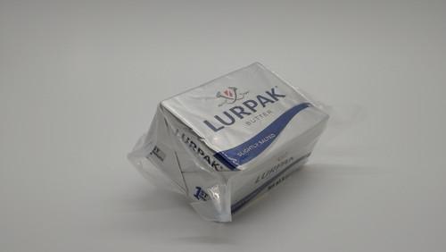 Danish Lurpak Butter, Lightly Salted - 227g (8oz)