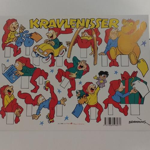"""Brammer Nisse hobby sheet Style 1 12"""" x 15"""""""