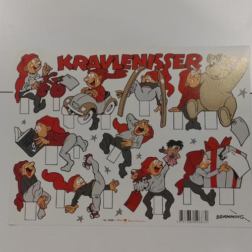"""Brammer Nisse hobby sheet Style 2 12"""" x 15"""""""