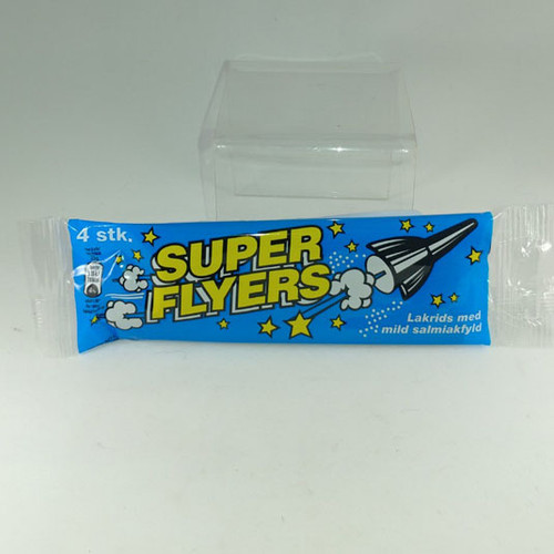 Super Flyers 45 g (1.58 oz) with 4 pieces