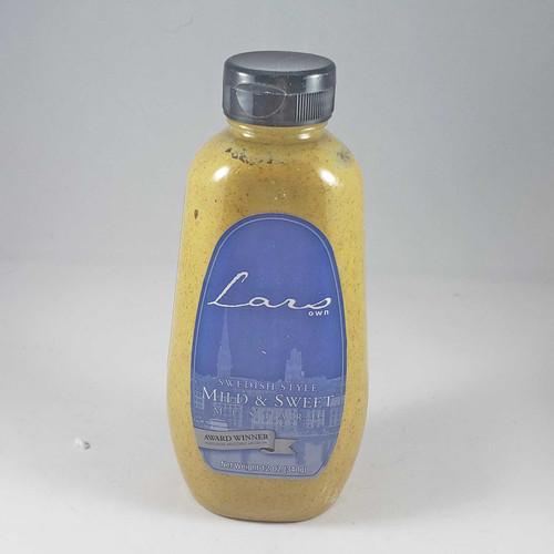 Lars Own® Mild & Sweet Swedish Style Mustard