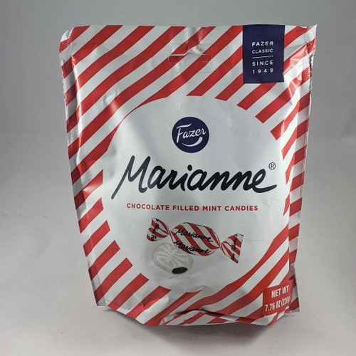 Fazer Marianne Chocolate Filled Mint Bag
