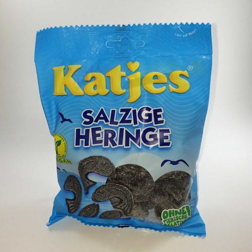 Salzinge Heringe - 200g (7oz) (Licorice/Lakrids)