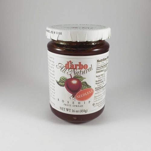 Rosehip Fruit Spread (Hyben) - 16oz (454g)