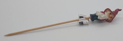 Nisse on a stick