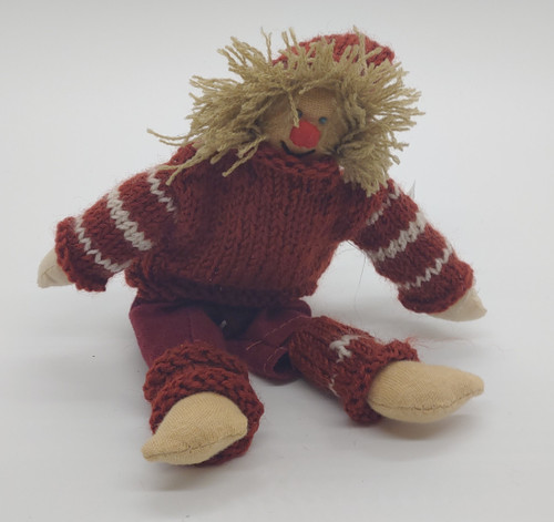 Knitted Boy  Nisse