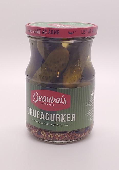 Pickled Gherkins (Drueagurker) - 550g (19.4 oz)